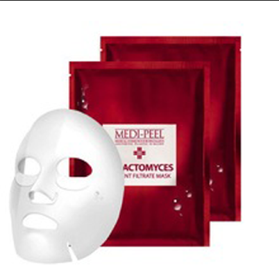 MEDI-PEEL Galactomyces Ferment Filtrate Mask (25 Ml) Тканевая Маска С Экстрактом Галактомиссиса