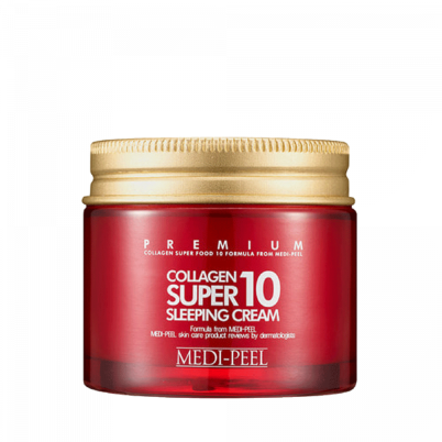 MEDI-PEEL Collagen Super10 Sleeping Cream (70ml) Ночной Крем Для Лица С Коллагеном